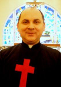 O. Czesław Hensek - Kamilianin